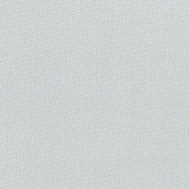2854-002 HEXAGON DAISIES - CREAM