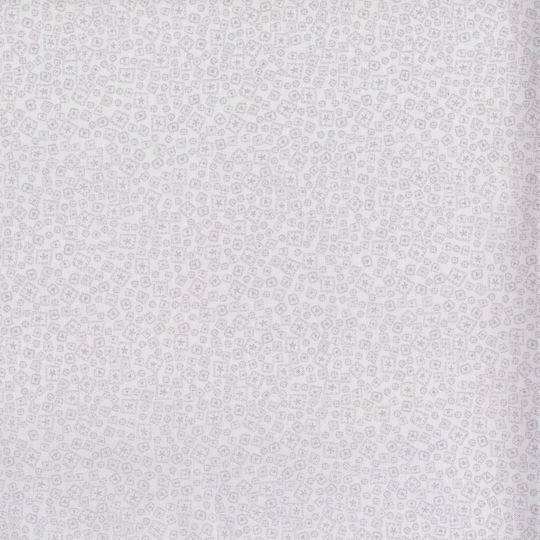 2856-001 PATCHWORK -WHITE