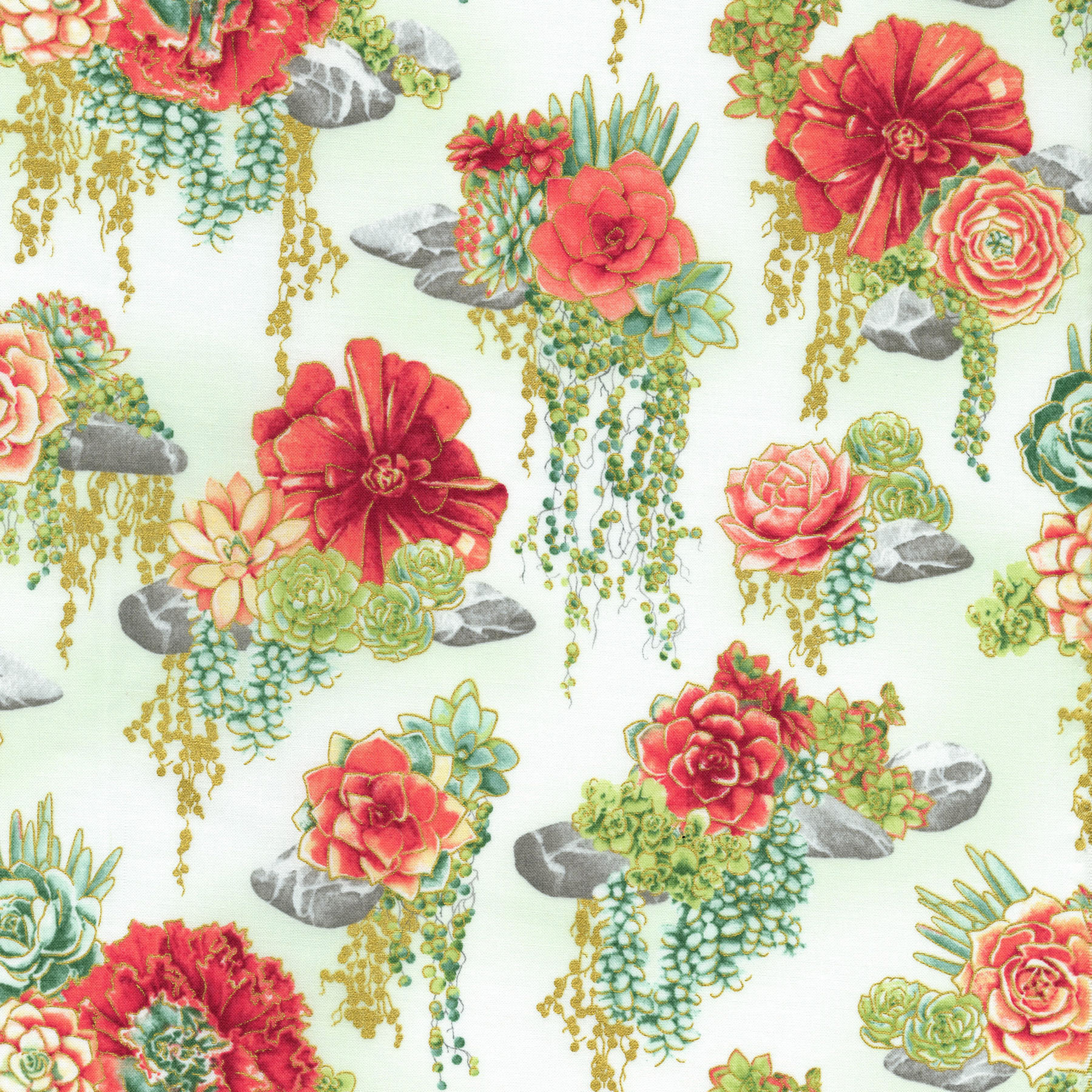 2884-001 TRANQUIL TRAIL-CORAL