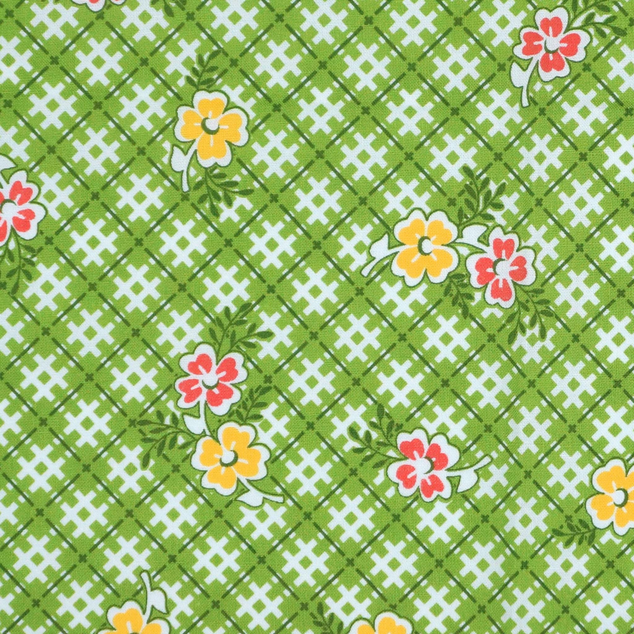 2875-001 DAYDRESS-GRASS