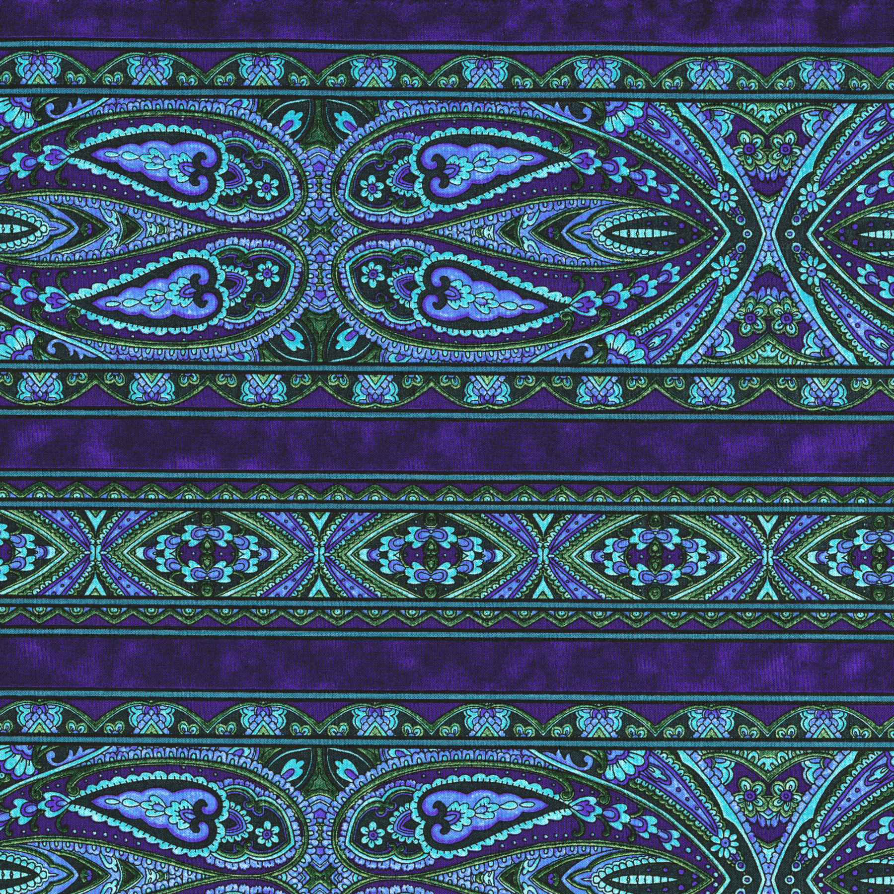2795-003 CASABLANCA BORDER BLUE