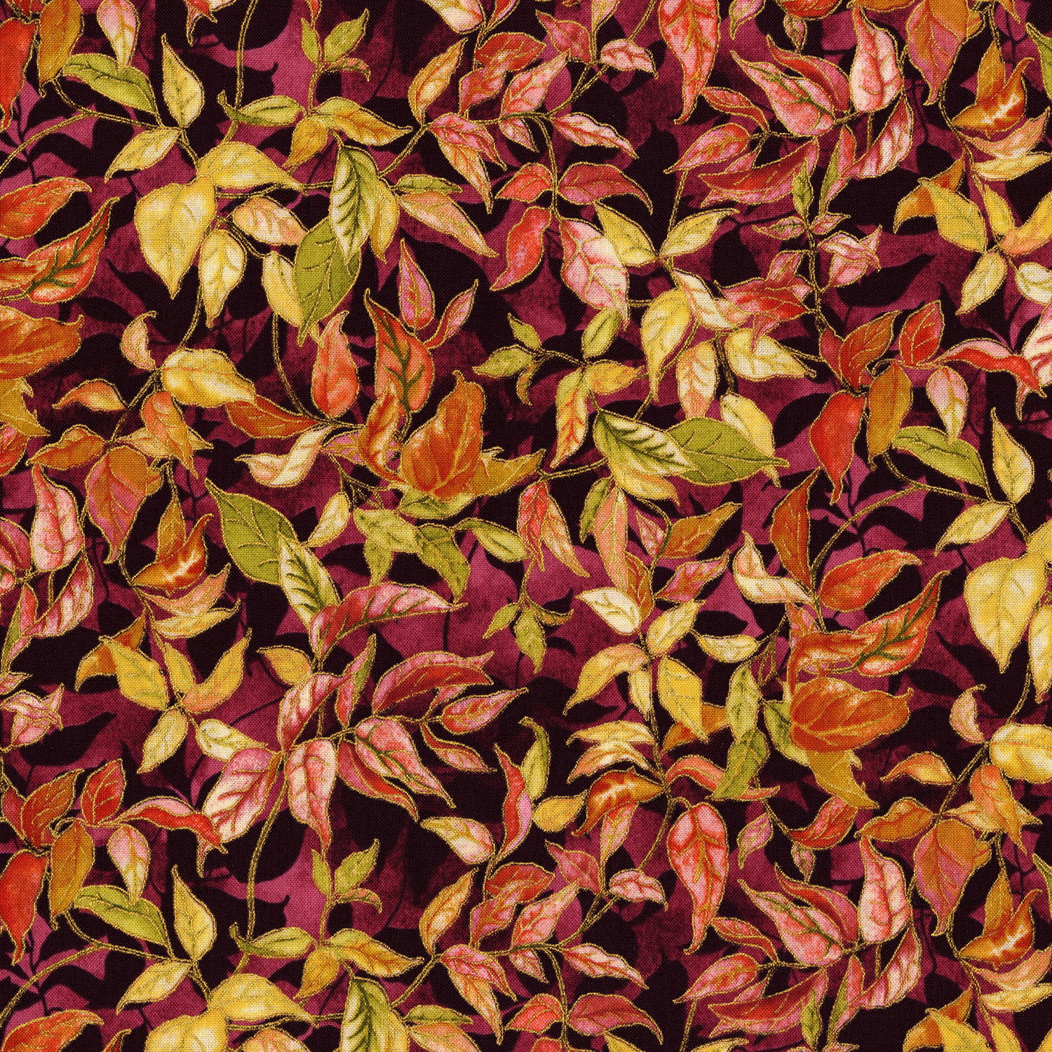 3118-001 RUSTLING LEAVES-MULBERRY