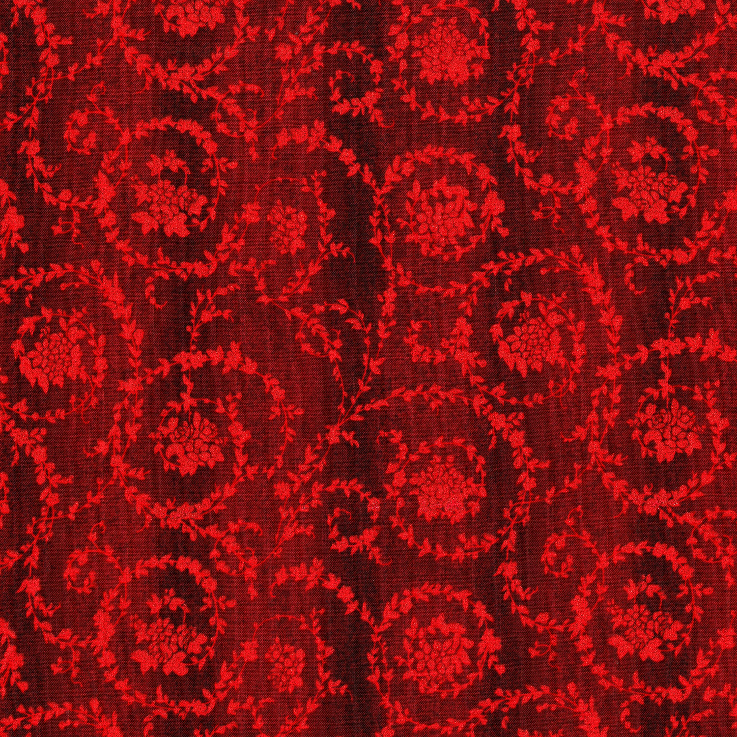 3161-002  GARLAND-RADIANT CRIMSON