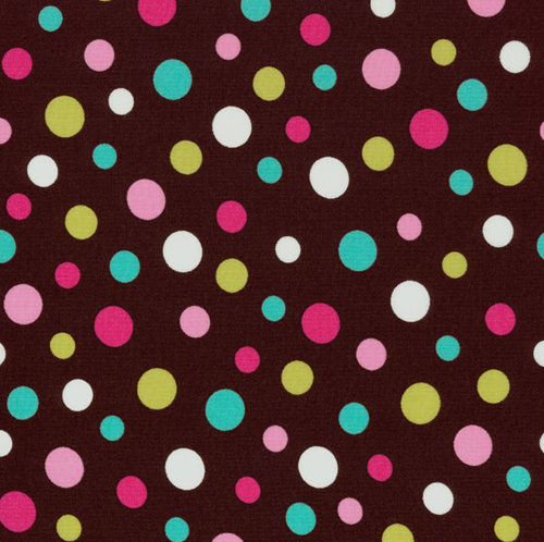 8172-006  CRAZY FOR DOTS AND STRIPES