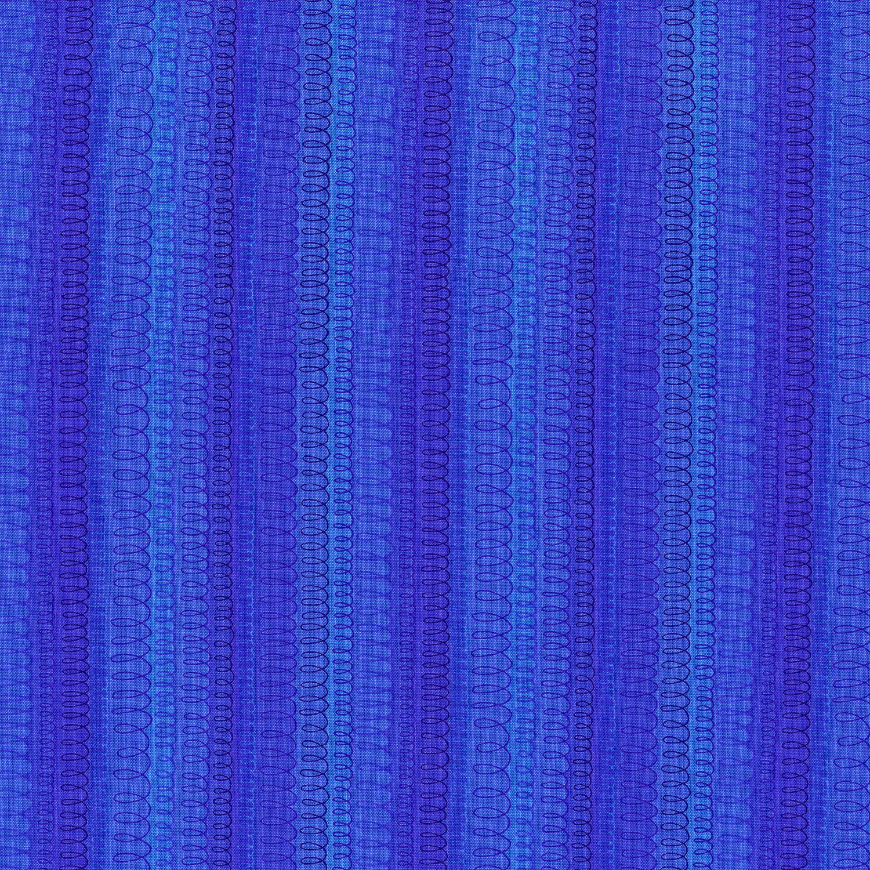 3218-001 LOOP-DE-LOOP-ELECTRIC BLUE
