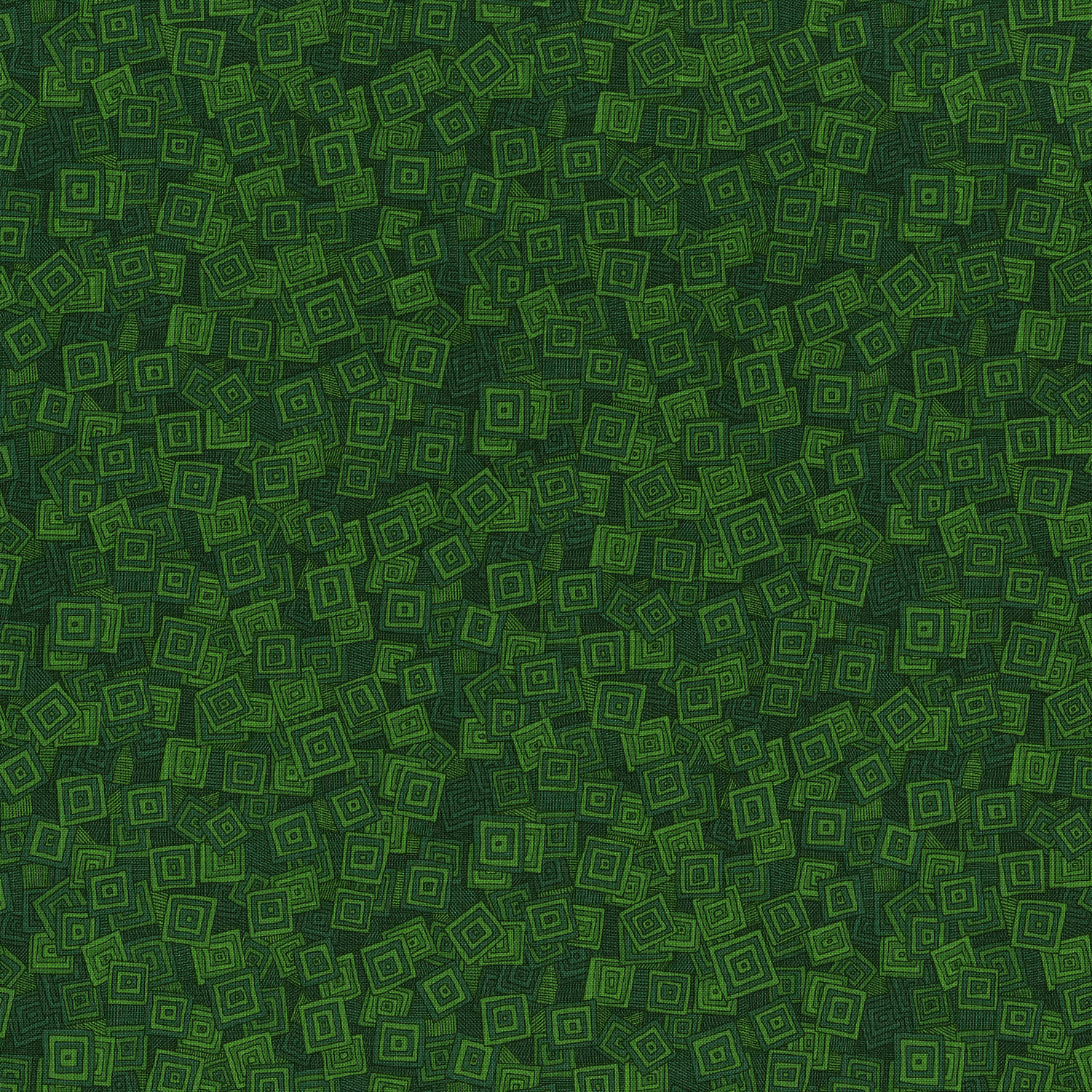 3215-003  OVERLAPPING SQUARES-FOREST