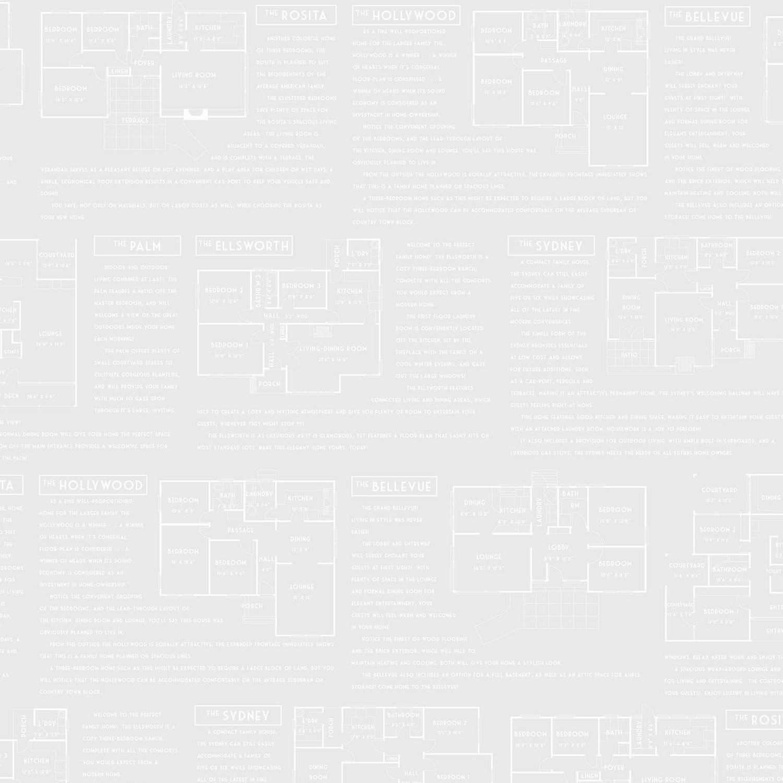 3227-002 FLOOR PLANS-WHITE ON WHITE