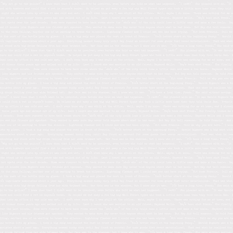 3229-002 NOIR-WHITE ON WHITE