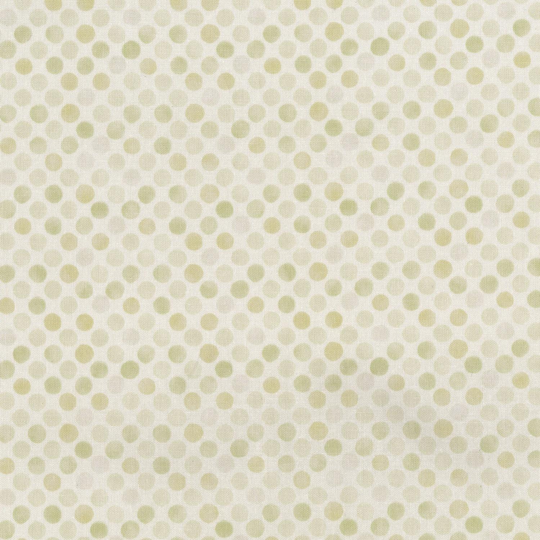 3249-001 GARDEN DOTS-CREAM