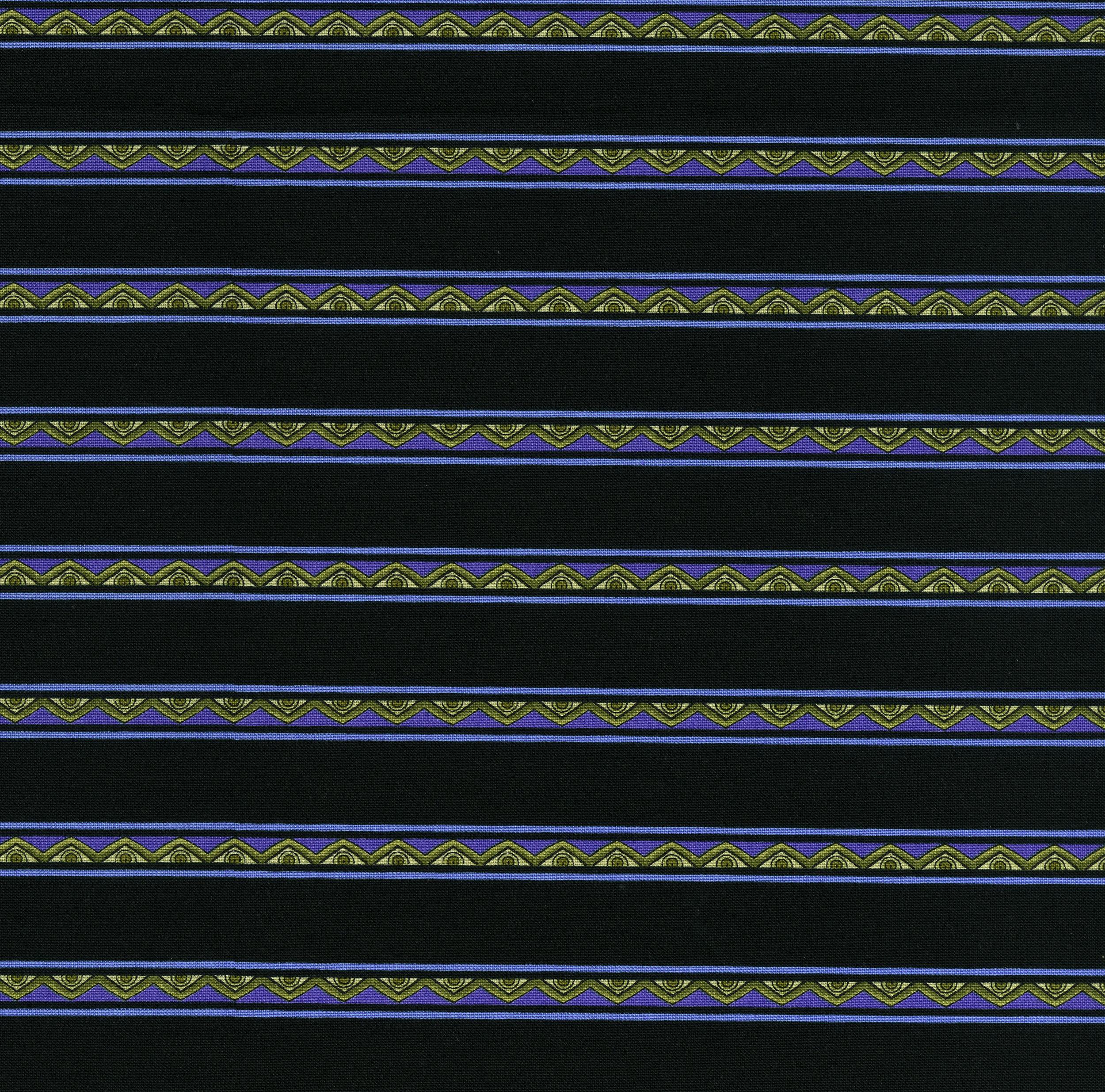 3287-005 MINI STRIPE-INDIGO