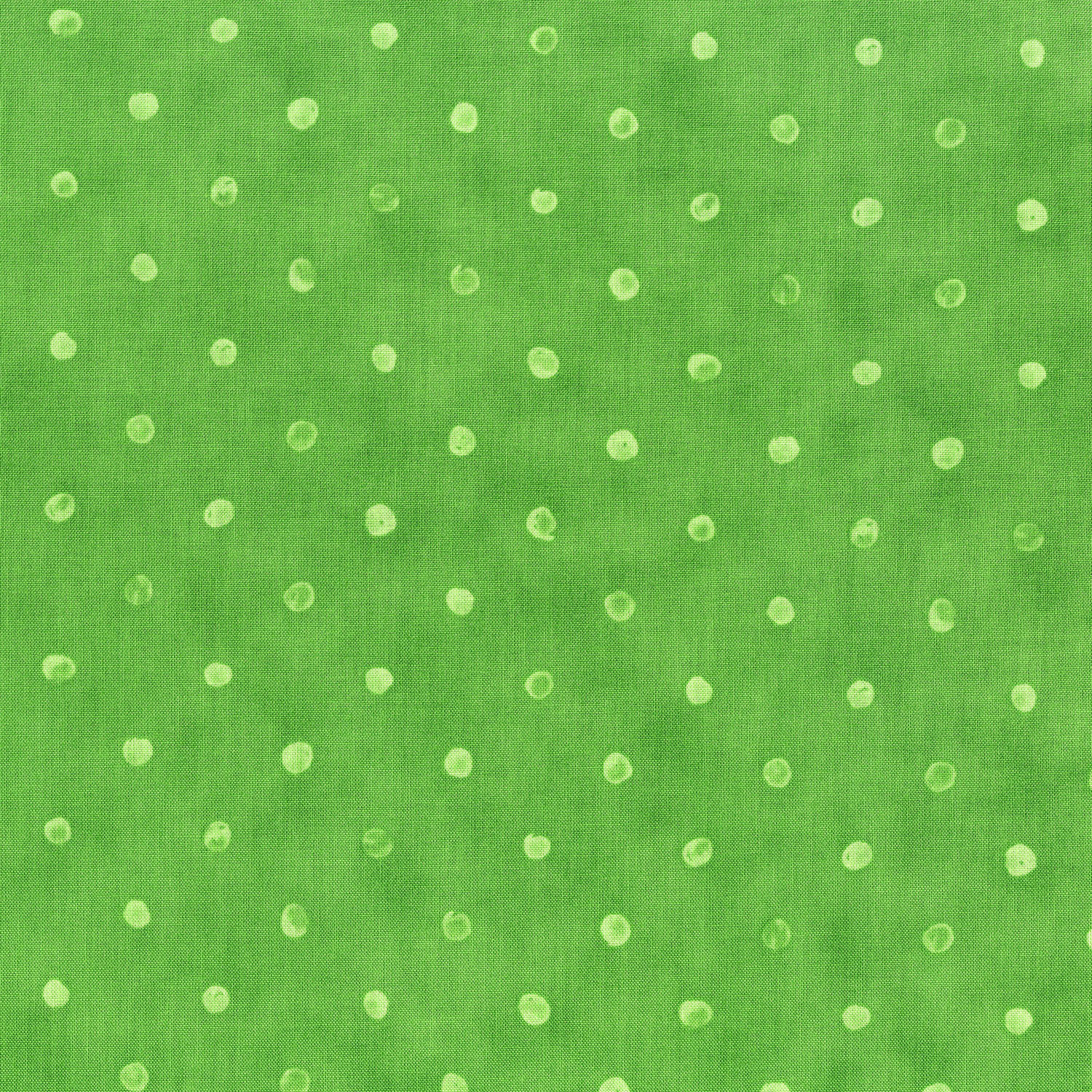 2953-011  DARLING DOTS-GRASS