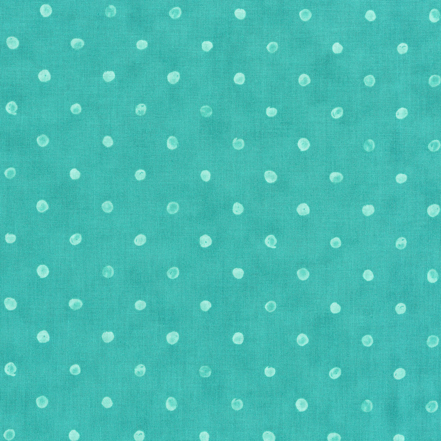 2953-007  DARLING DOTS-TURQUOISE