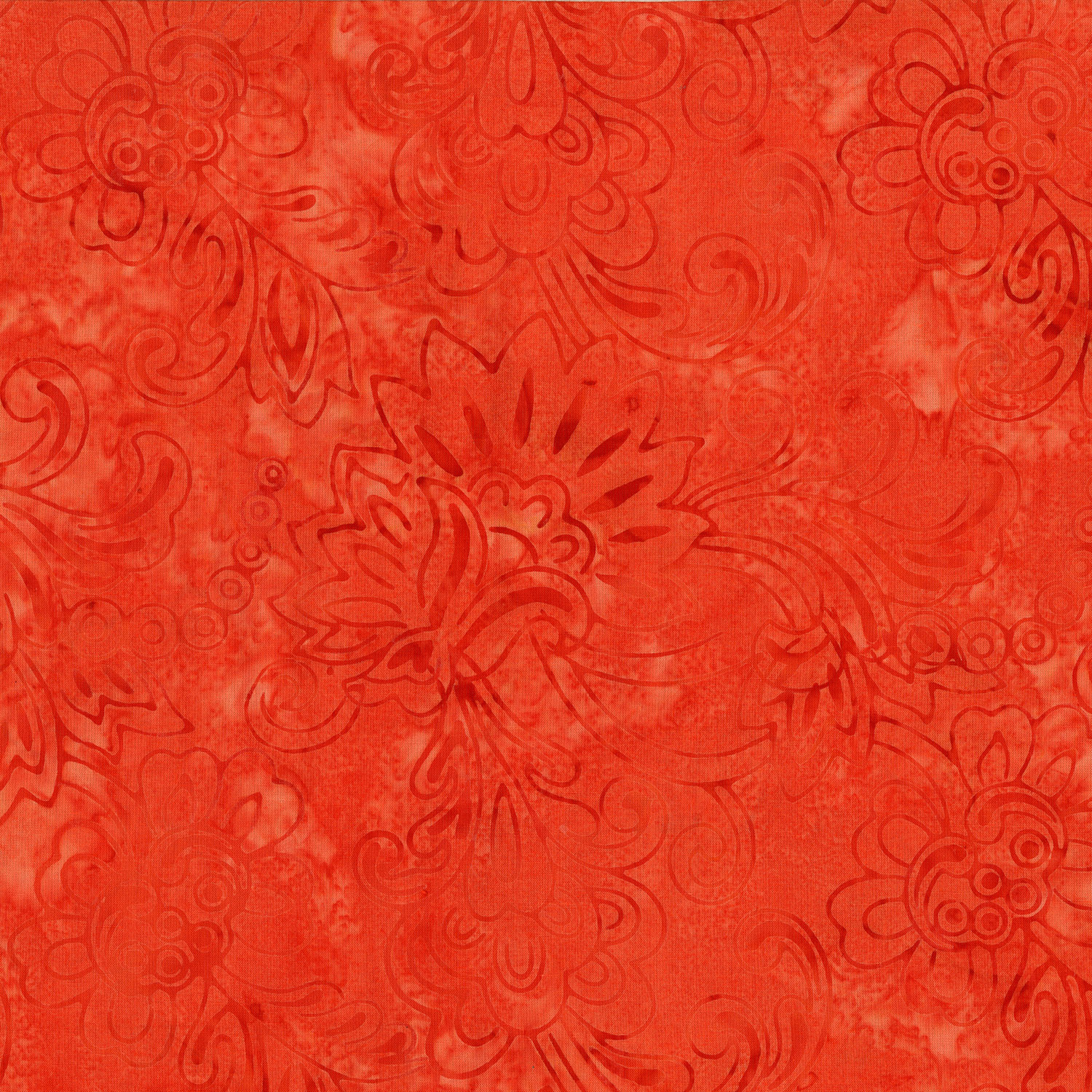 3284-001  JACOBIAN-LIGHT ORANGE