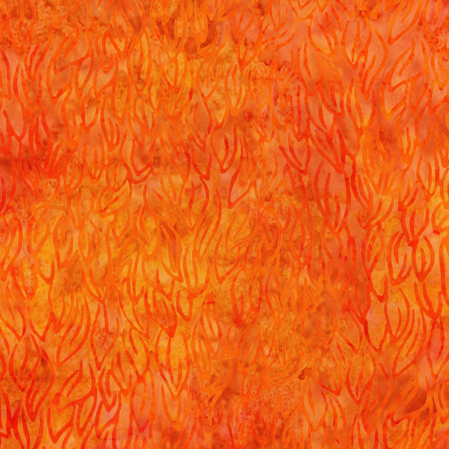 3285-001  LEAVES-ORANGE