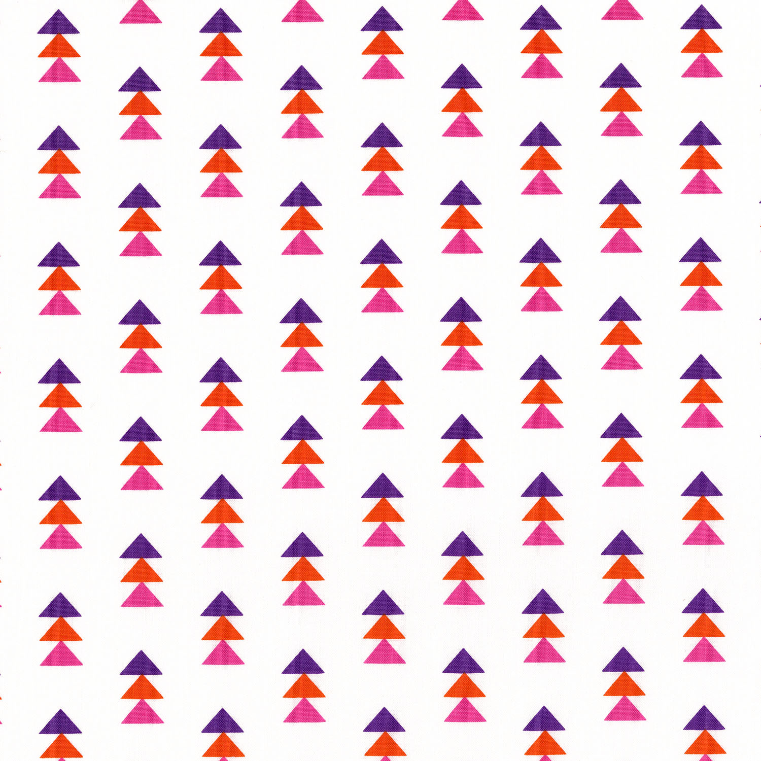 3331-001  STACK TRIANGLES-PINK