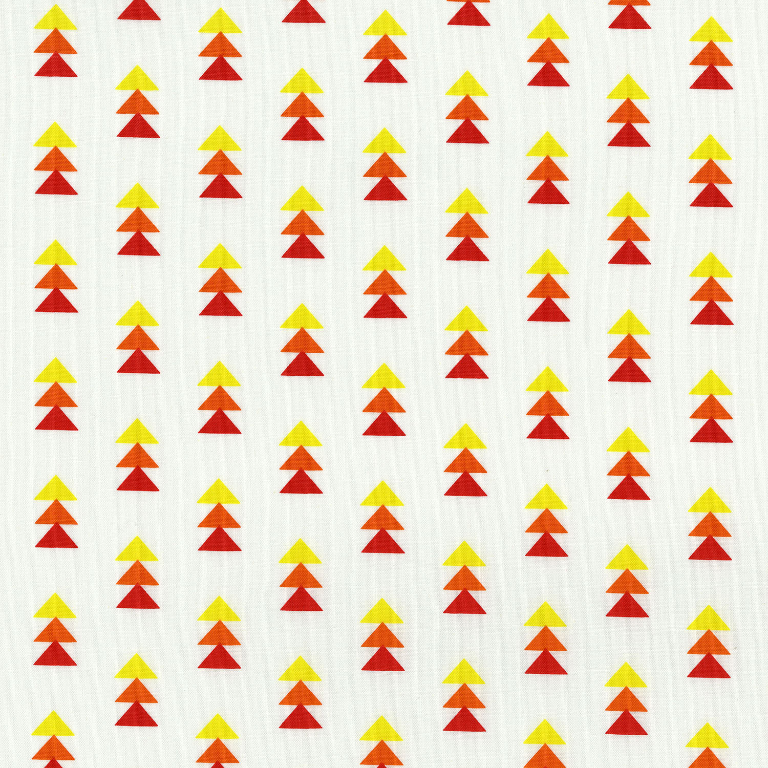 3331-002  STACK TRIANGLES-RED