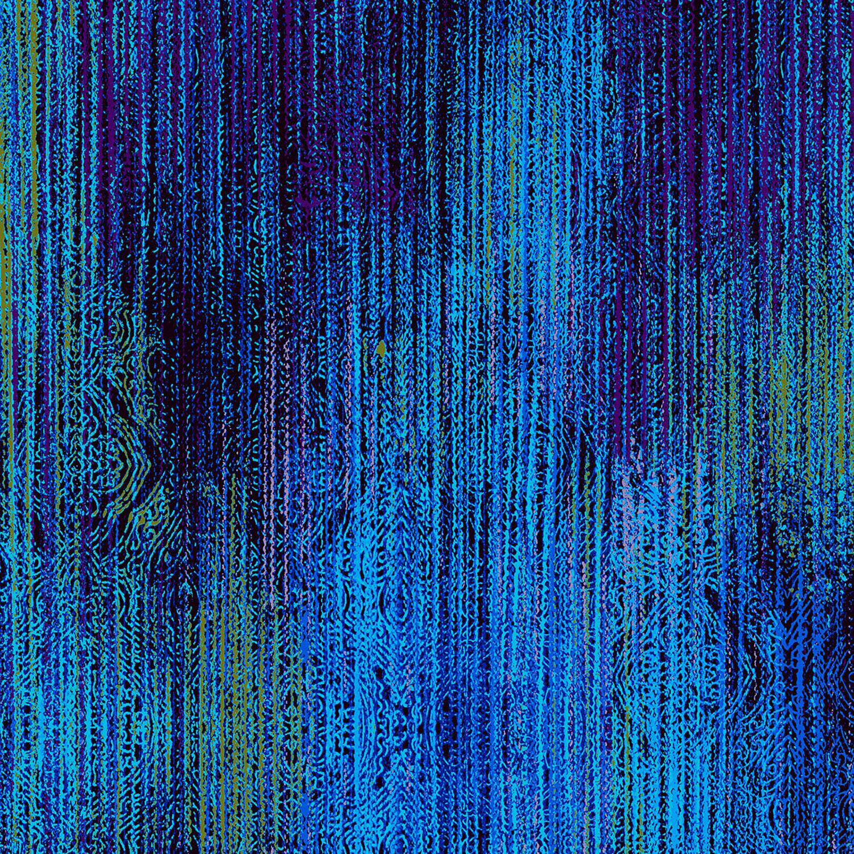 3419-001 LINEAR-MEDIUM BLUE
