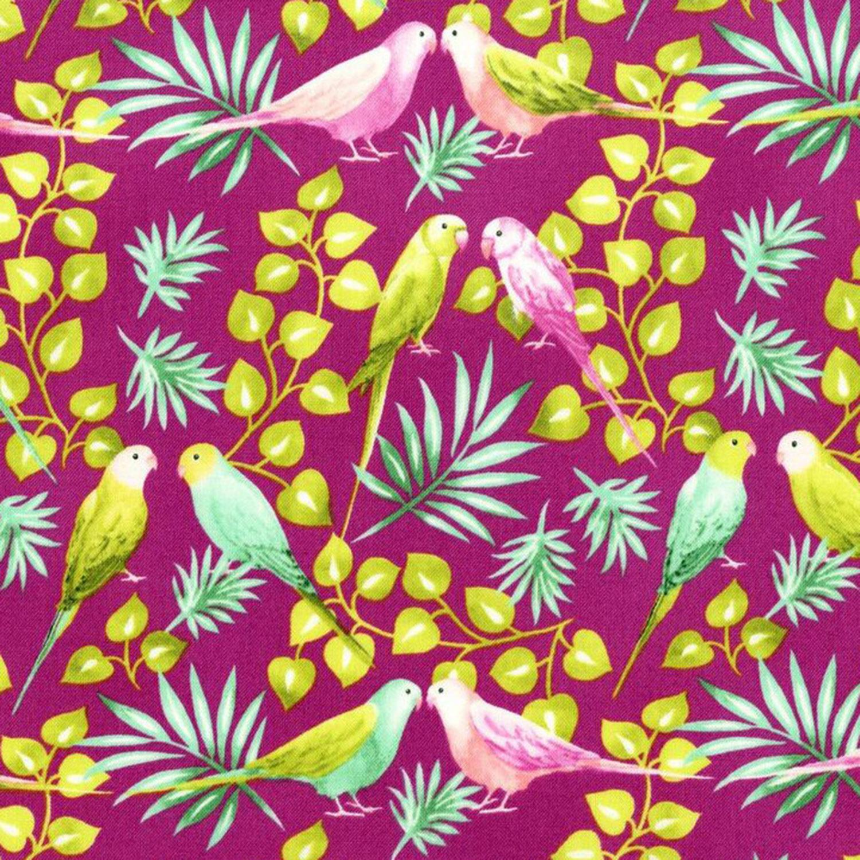 3409-003 LOVEBIRDS-DRAGON FRUIT