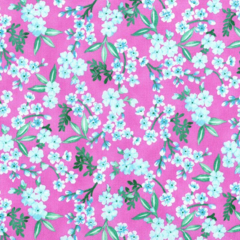 3413-003 FLOWER SHOWER-FUCHSIA