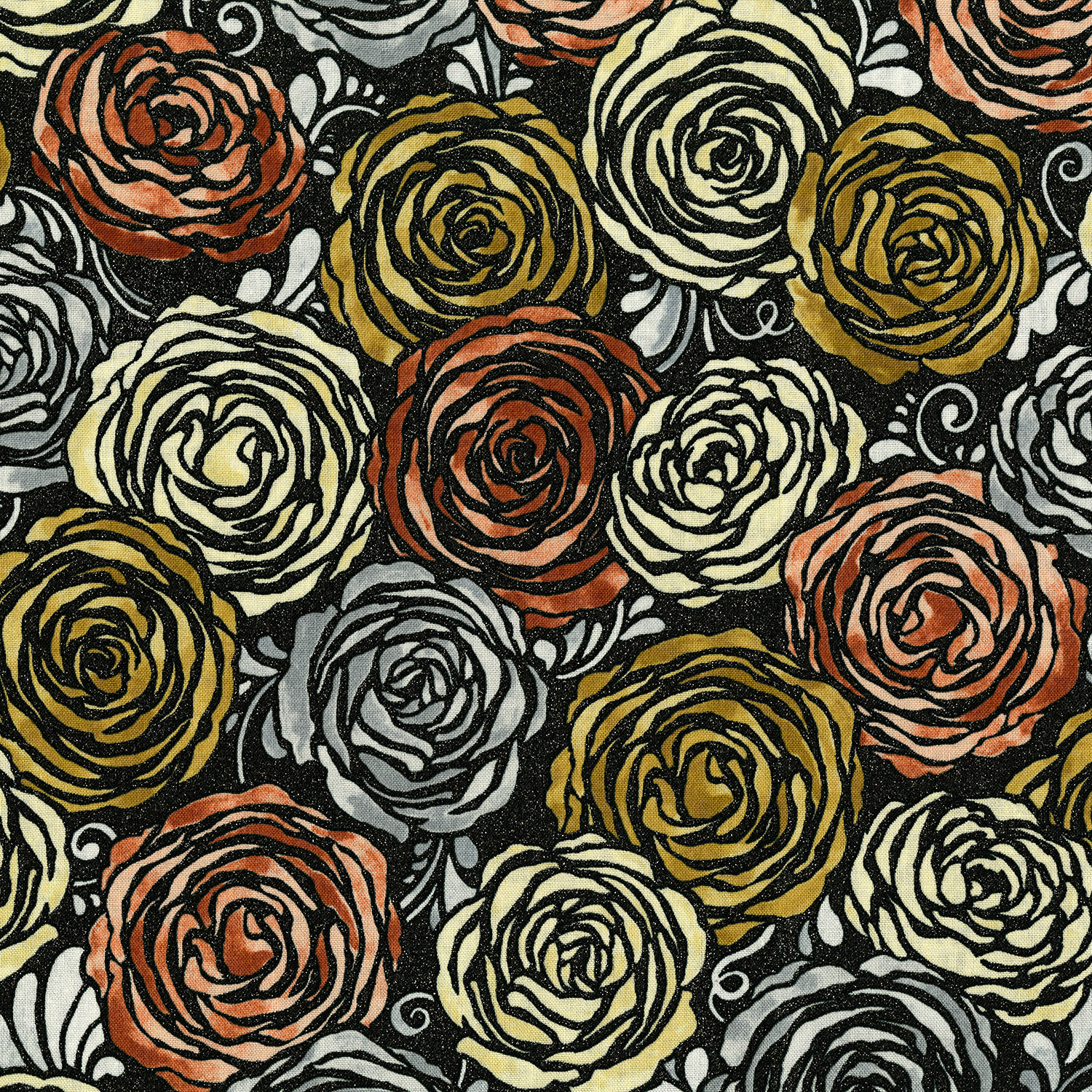 351  3-001 CANDIED ROSES-RADIANT ROSE GOLD