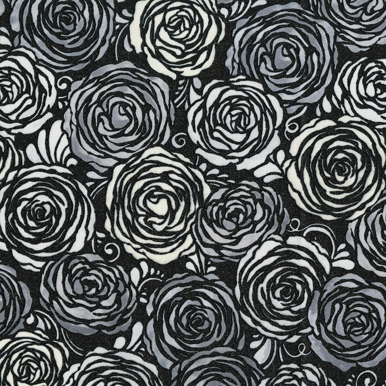 351  3-002 CANDIED ROSES-RADIANT PLATINUM