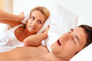 Leduc snoring obstructive sleep apnea