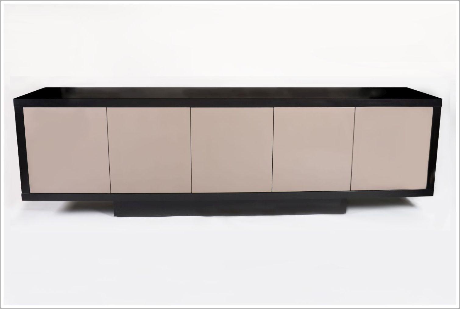 Custom Hospitality Console Cabinet