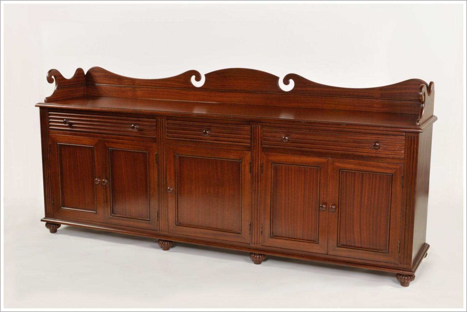 Mahogany Hospitality Server Cabinet