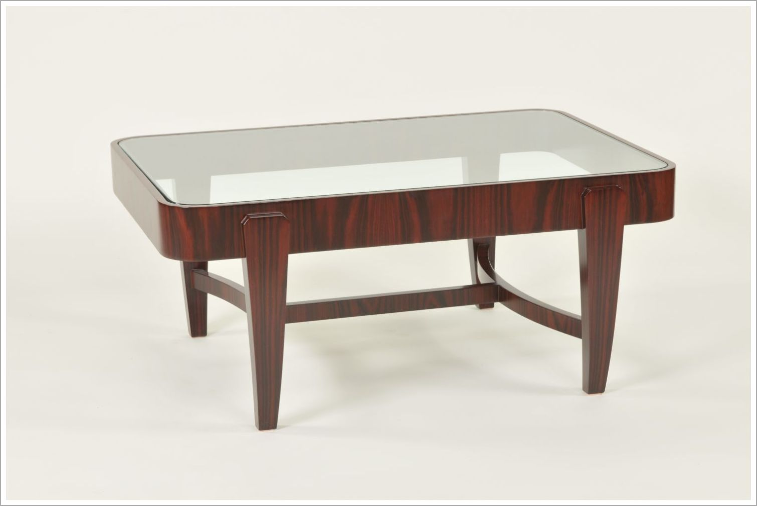 Custom Rosewood Hospitality Cocktail Table