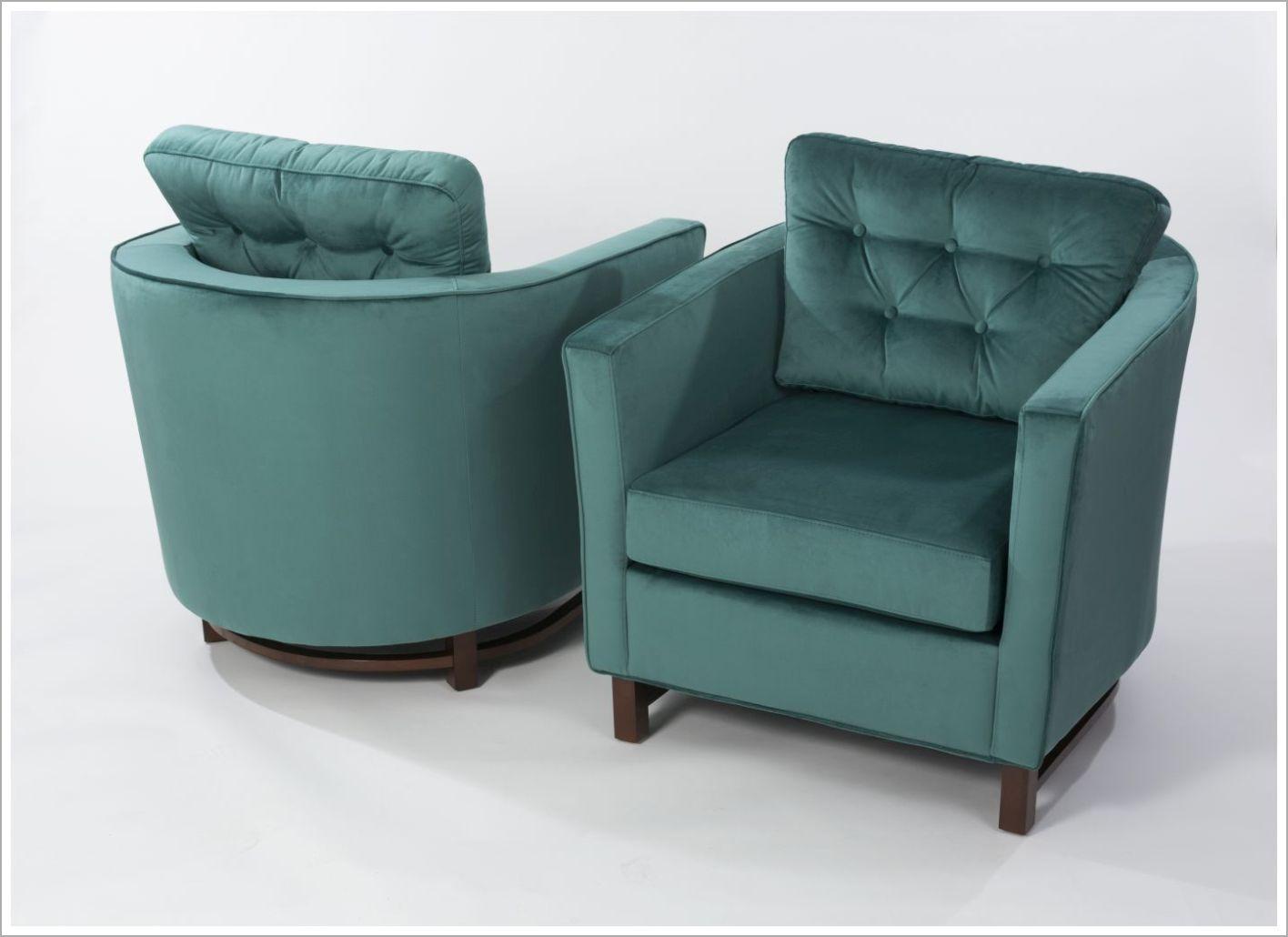 Custom Upholstered Club Chairs