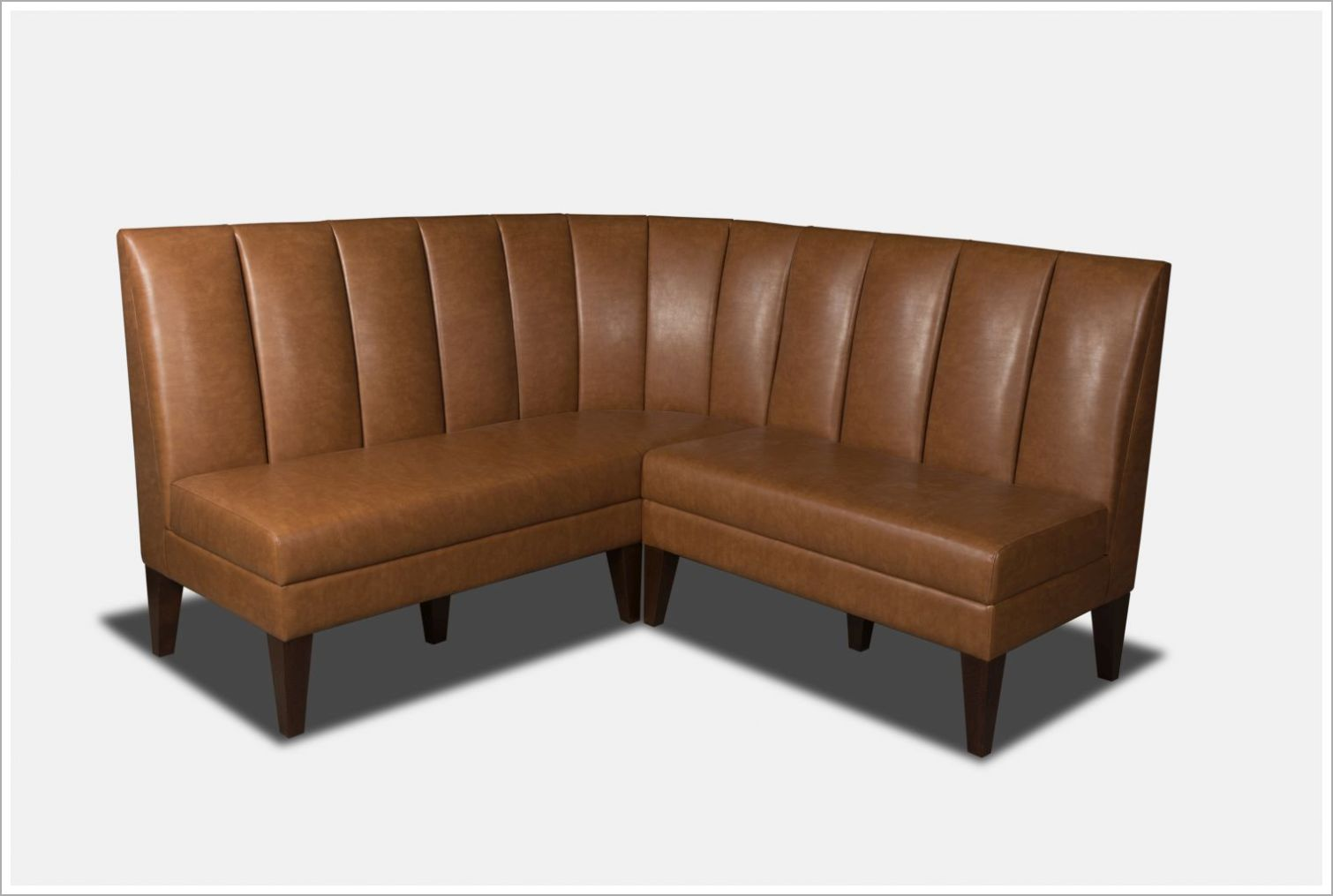 Custom Upholstered Banquette Seating