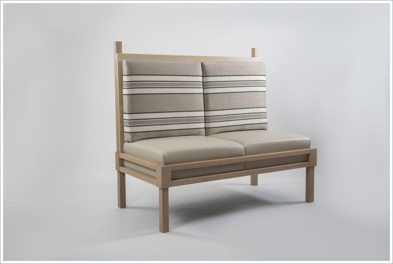Custom Hospitality Booth Seating