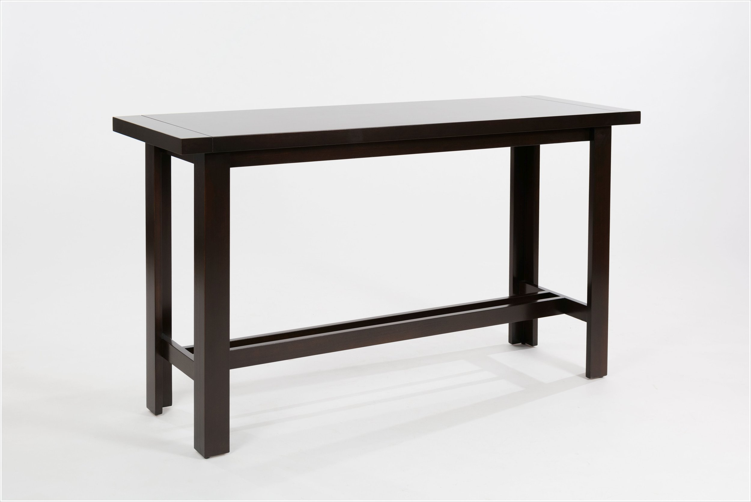 Custom Hotel Console Table