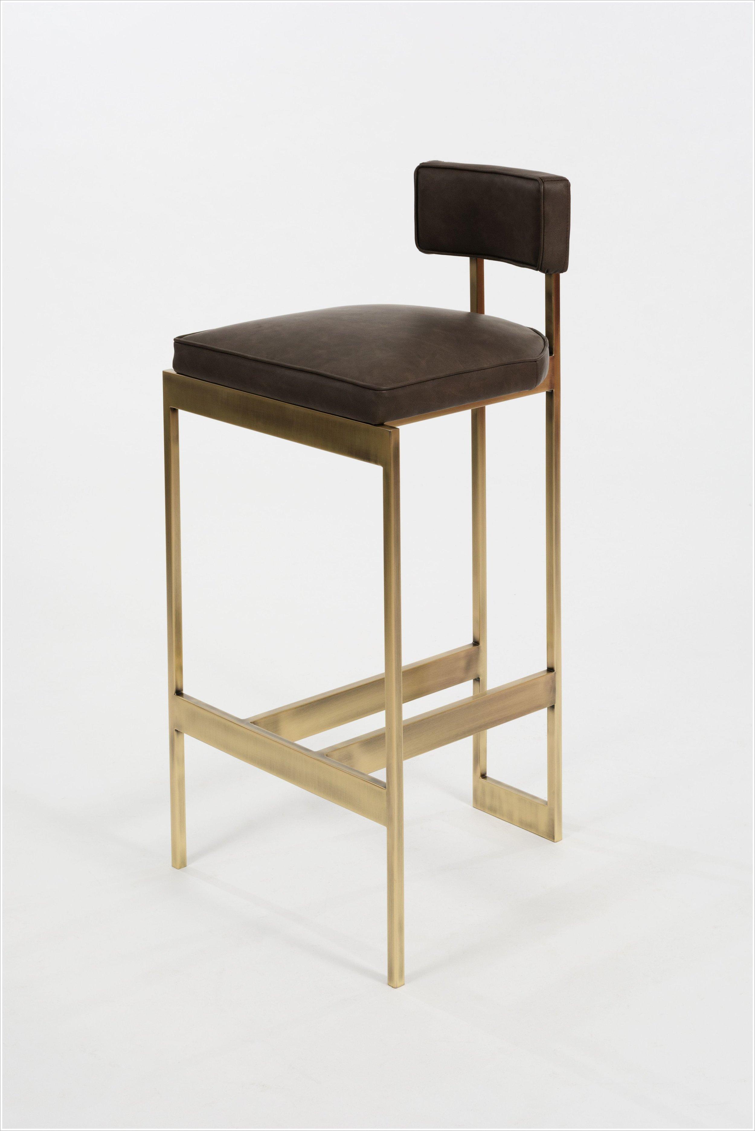 Custom Metal Barstool