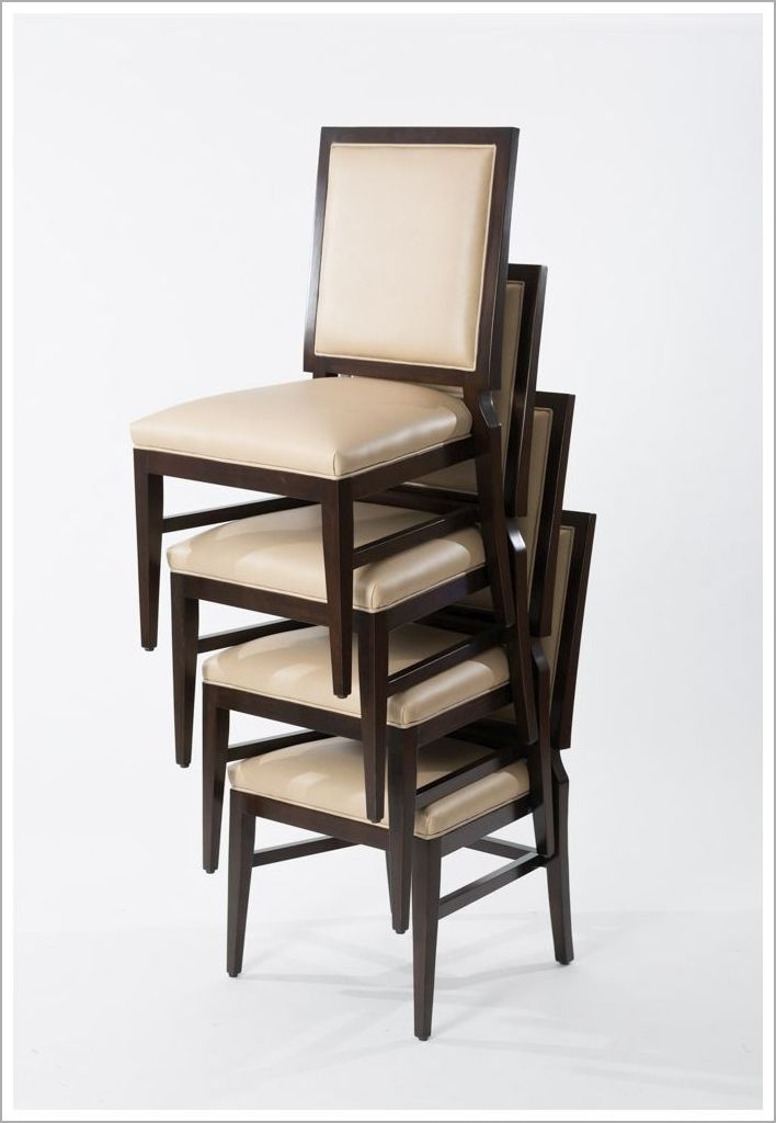 Custom Stackable Chairs