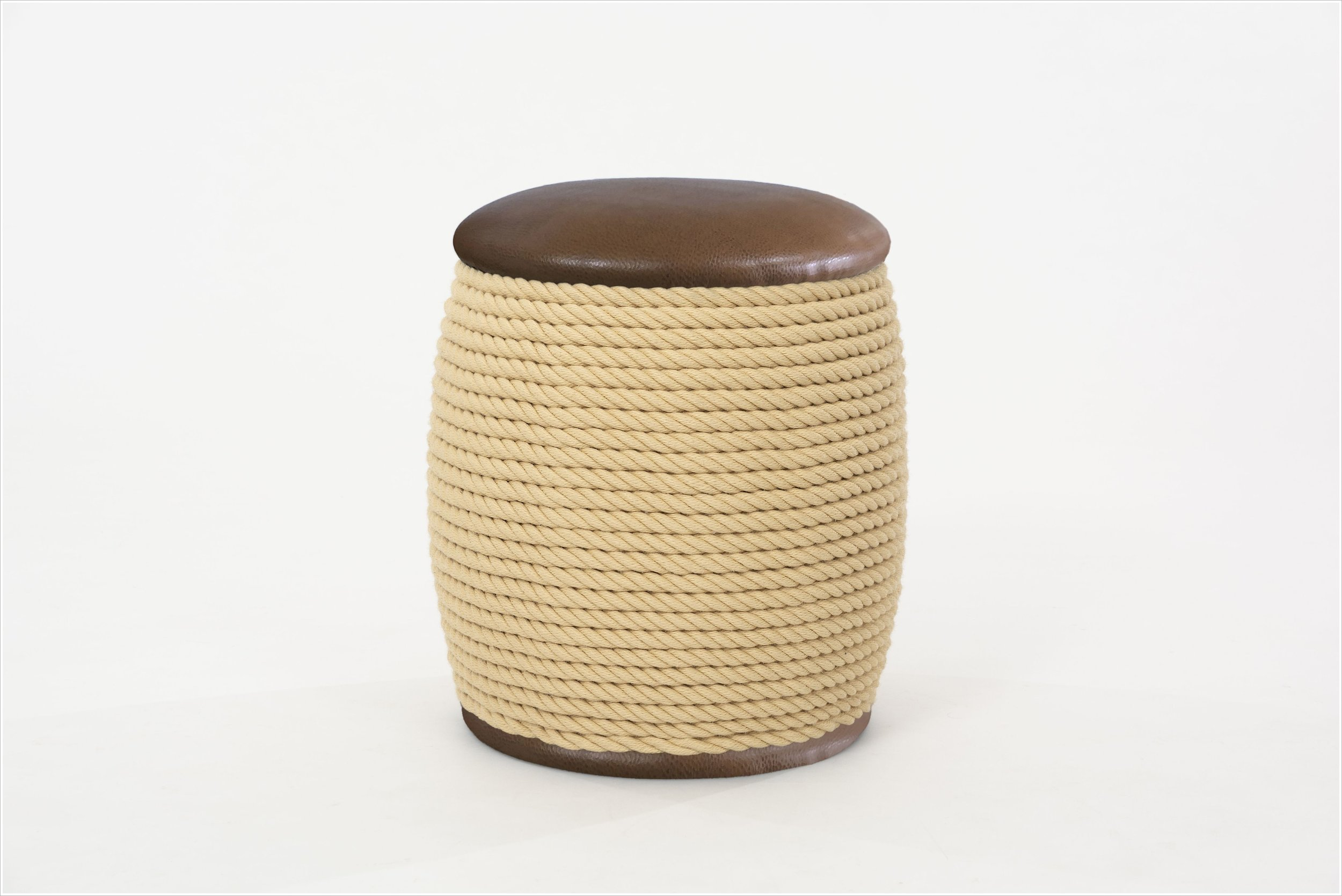 Custom Rope Stool