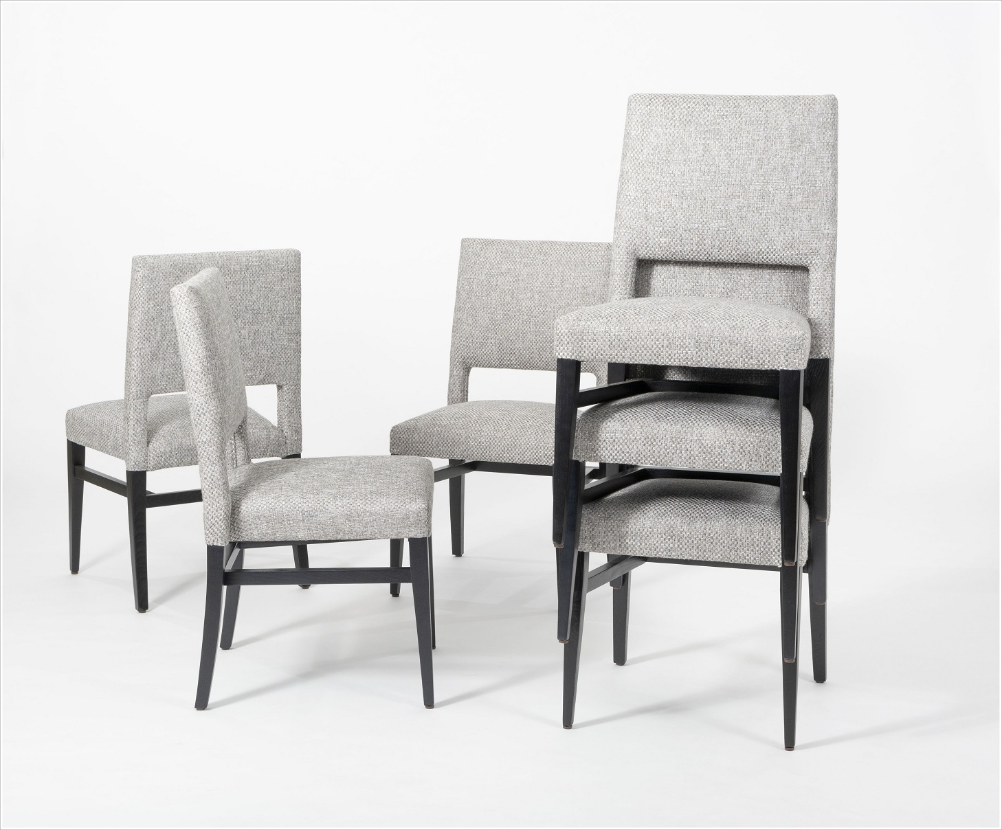 Custom Stacking Chairs