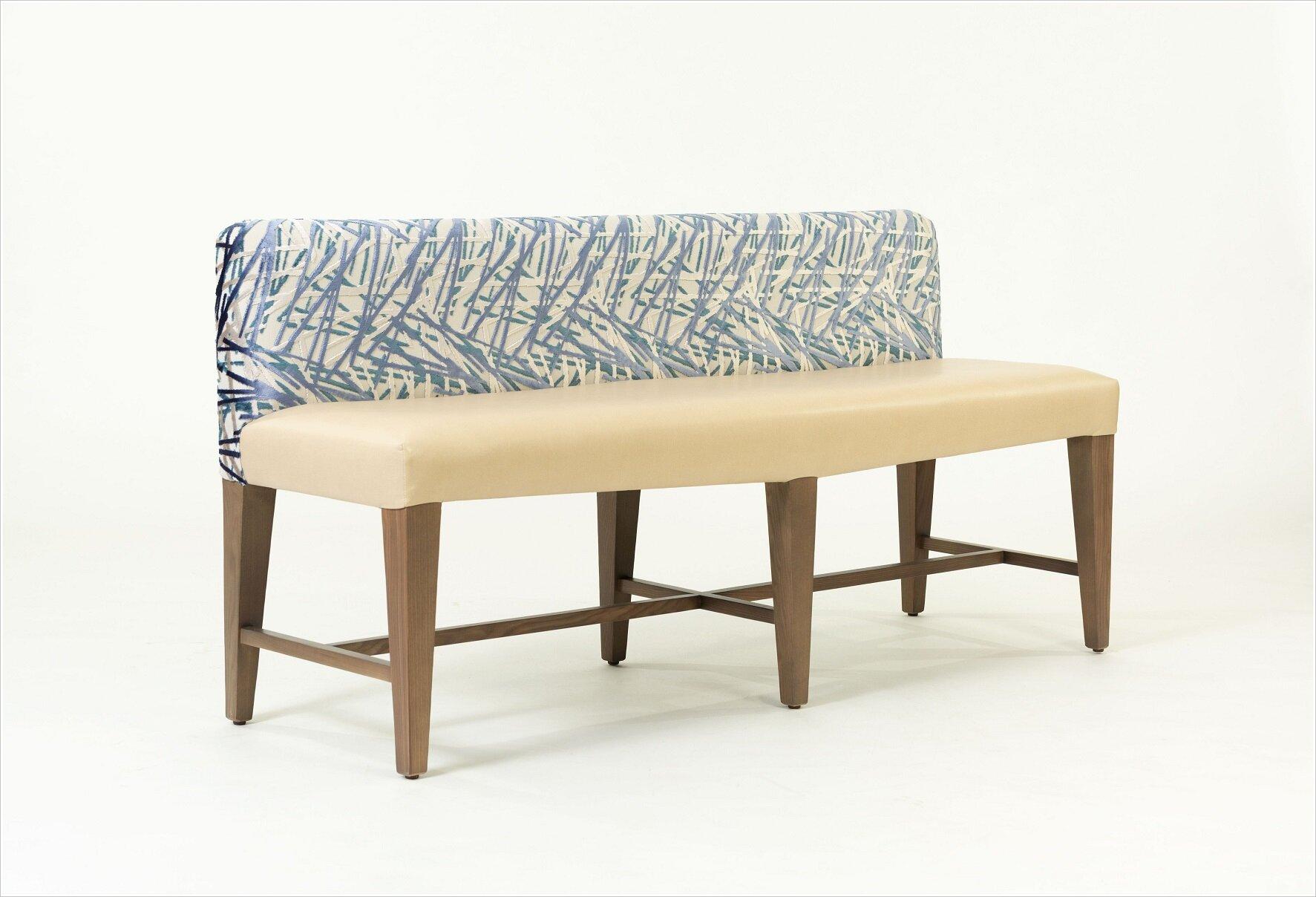 Custom Upholstered Bench Seating