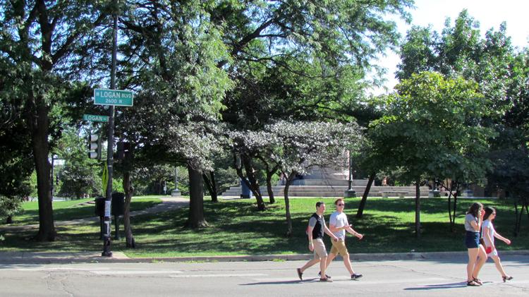Logan Square Parks