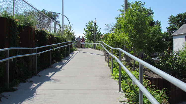 606 Trail Entrance Ramp