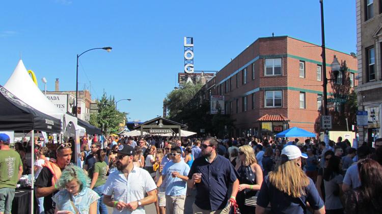 Logan Square Street Festival