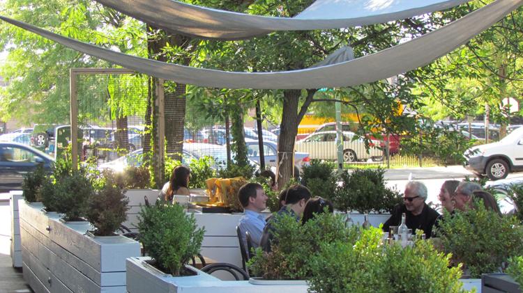 Logan Square Outdoor Patios