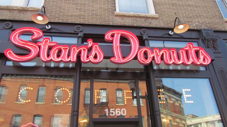 Wicker Park Donut Shop