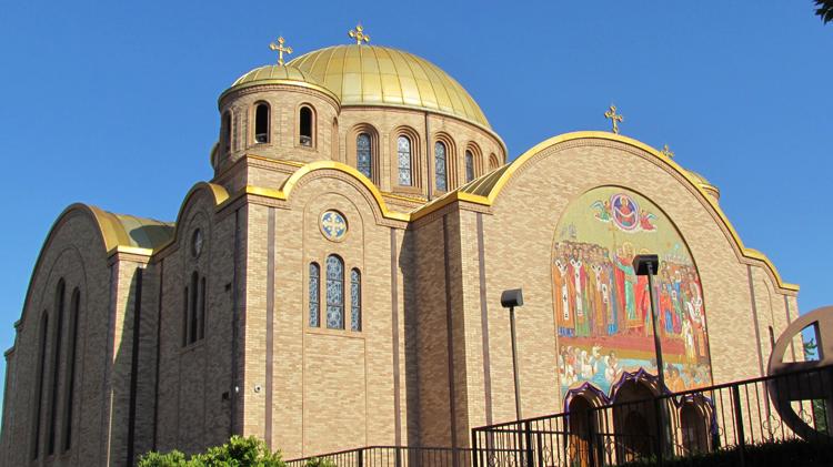 Ukrainian Village Cathedrals