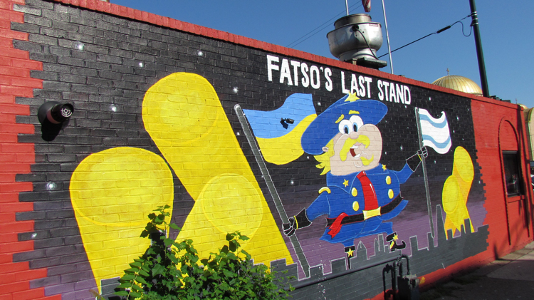 Fatsos Ukrainian Village