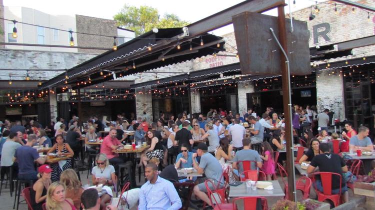 Wicker Park Restaurants