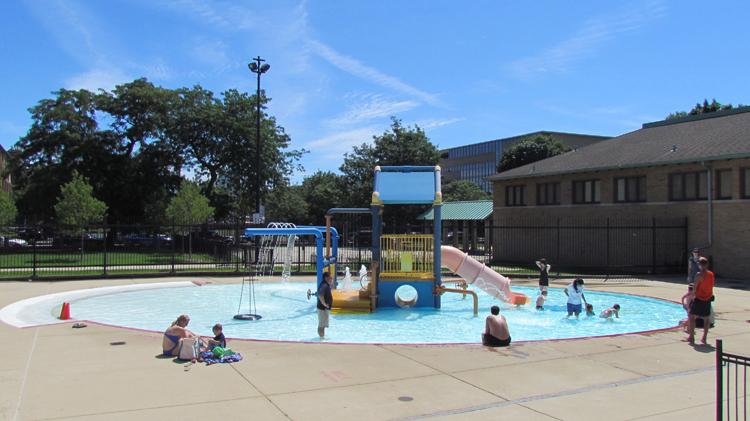 Pulaski Park Kids Pool