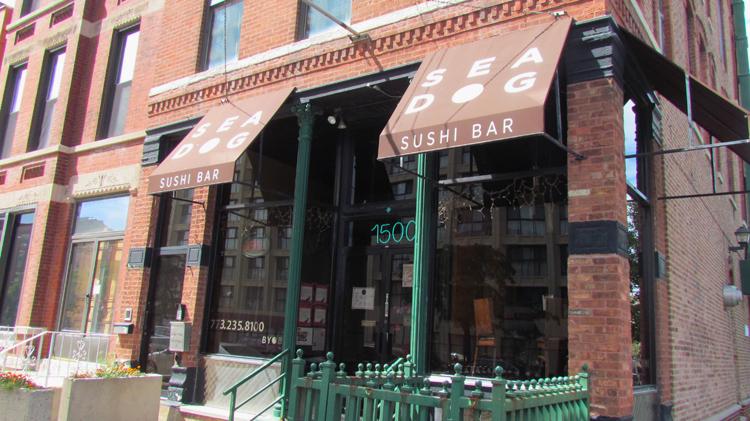 Pulaski Park Bars