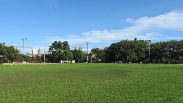 Eckhart Park Noble Square