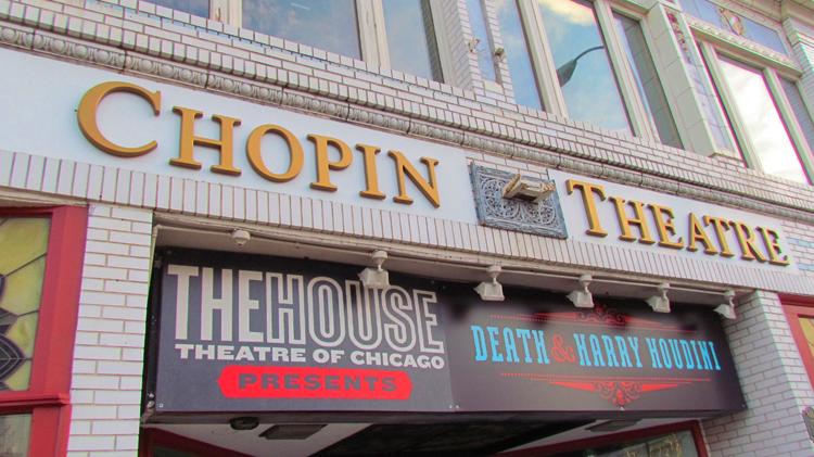 Chopin Theatre Pulaski Park